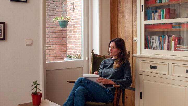 In de praktijk van relatietherapeut Mirella Brok