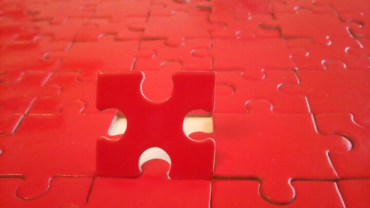 Als je niet meer lijkt te passen in de puzzel